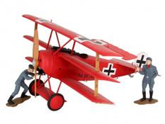 "Fokker Dr.I ""Richthofen"" - Revell 04744"