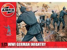 Infanterie Allemande WWI - AIRFIX 01726