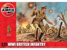 Infanterie Britannique WWI - AIRFIX 01727