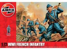 Infanterie Française WWI - AIRFIX 01728
