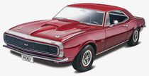 Maquette de voiture de collection : NicKey Camaro RS/SS 427 - 1/25 - Revell 14377