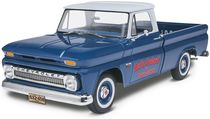 Maquette de voiture de collection : 66' Checy Fleetside pickup - 1/25 - Revell 17225