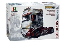 Maquette camion : DAF XF-105 Smoky Jr - 1:24 - Italeri 03917