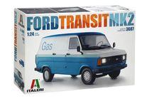 Maquette voiture : Ford Transit MK2 - 1:24 - Italeri 03687