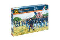 Figurines militaires : Infanterie de l'union - 1/72 - Italeri 06177
