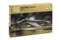 Maquette avion militaire : A-6E intruder USN/USMC - Guerre du Golf - 1:72 - Italeri 01392
