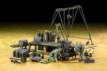 Maquette artillerie militaire : Canon Automoteur US M107 - 1/35 - Tamiya 37021