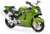 Maquette moto : Kawasaki Ninja ZX 12R - 1/12 - Tamiya 14084