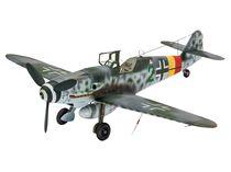 Maquette avion : Messerschmitt Bf109 G-10 - 1:48 - Revell 03958