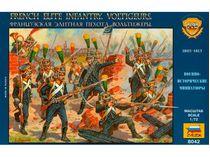 Figurines soldats : Paysans et soldats au Moyen-Âge - 1/72 - Zvezda 08059
