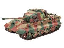 Maquette char d'assaut : Sd.Kfz. 124 Wespe - 1/76 - Revell 03215