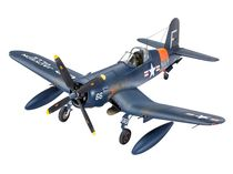 Maquette avion : Model Set F4U-4 Corsair - 1:72 - Revell 63955