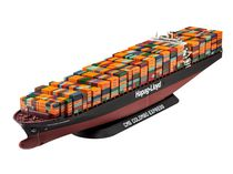 Maquette de navire : Container Ship COLOMBO EXPRESS - 1:700 - Revell 05152
