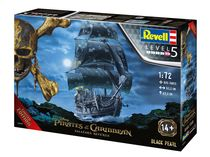 Maquette de voilier : Black Pearl - 1/72 - Revell 5699