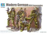 Trumpeter 0422 : KSK COMMANDOS AFGHANISTAN 2009 (troupes allemandes)