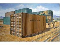 Décor maquette militaire : Container 20' - 1/35 - Italeri 6516
