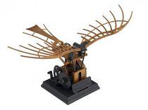 Maquette à thème : Ornithoptère de Léonard de Vinci - Italeri 3108