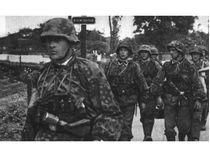 Figurines militaires : Troupes Elite Allemandes 1939-43 - 1/72 - Zvezda 6180
