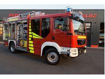 Maquette camion : Schlingmann HLF 20 (MAN TGM Euro6) - 1/24 - Revell 07452