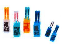 Accessoires miniatures : Set de 6 paires de skis pour télécabines - 1:32 : JC collection 5696