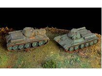 Maquettes militaires : Chars T 34 / 76 m42 - 1:72 - Italeri 07523