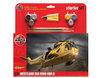 Starter Set  Westland Sea King Har.3 - Airfix 55307