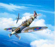 Maquette avion : Spitfire Mk.IIa - 1:72 - Revell 03953