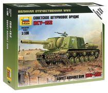 Maquette militaire : King Tiger - 1/100 - Zvezda 6204