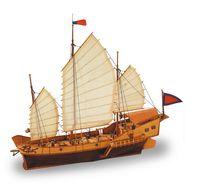 Maquette bateau bois Red Dragon