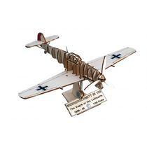 Maquette en bois avion : Art&Wood: Messerschmitt BF 109 - Artesania Latina 30217