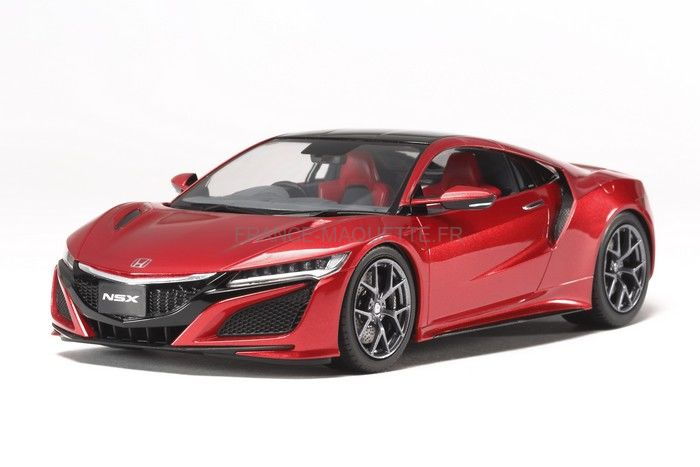 maquette de voiture de sport honda nsx 1 24 tamiya 24344. Black Bedroom Furniture Sets. Home Design Ideas