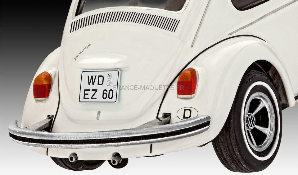 Maquette Volkswagen beetle de Revell