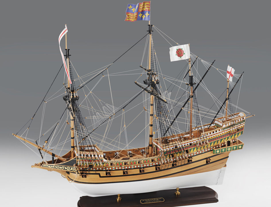 maquette bateau bois galion hms revenge 1588 amati 1300 08. Black Bedroom Furniture Sets. Home Design Ideas
