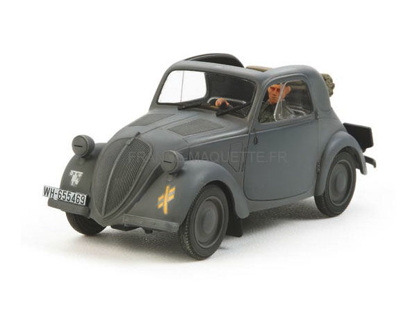 maquette v hicule militaire simca 5 arm e allemande 1 35 tamiya 35321. Black Bedroom Furniture Sets. Home Design Ideas