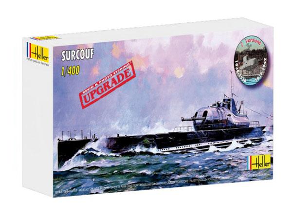 Histoire des sous marins —