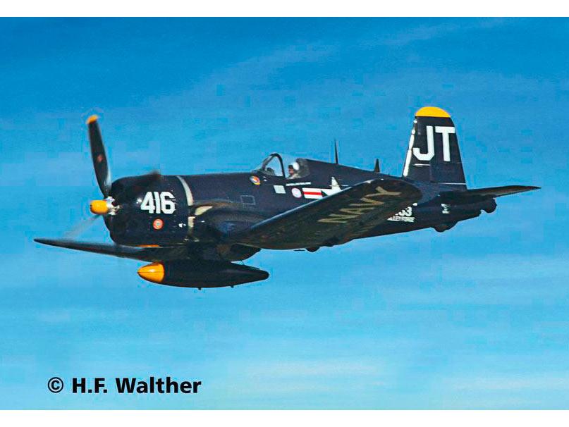 "Trumpeter,maquette,avion,02222,U. S.,VOUGHT,F4U 4,""CORSAIR"",1 /32"