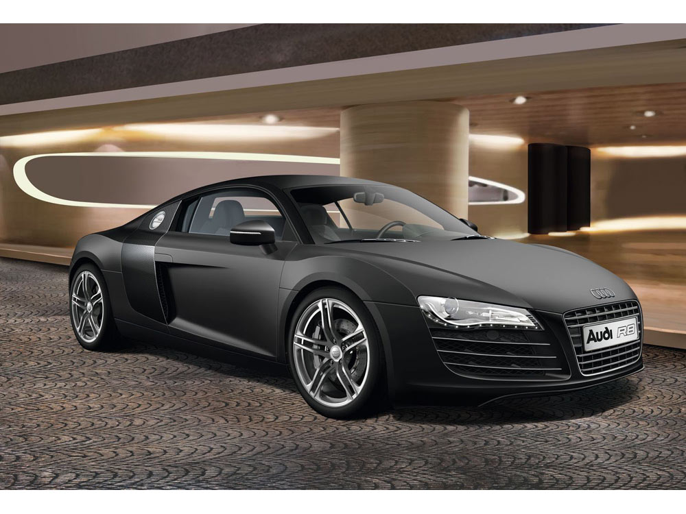 maquette de voiture audi r8 1 24 revell 07057. Black Bedroom Furniture Sets. Home Design Ideas