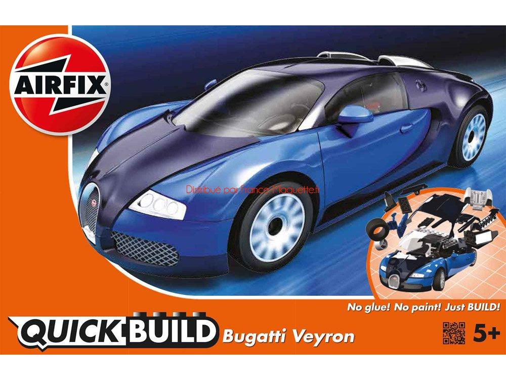 Bugatti Veyron  Maquettes ou Kits à monter  Modélisme et modèles réduits