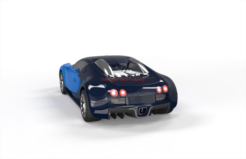 maquette bugatti veyron a monter