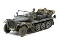 Maquette véhicule militaire : Halftrack Sd.Kfz.10 - 1/35 - Tamiya 37016