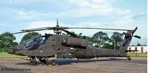 Maquette hélicoptère de transport : AH-64A Apache - 1/100 - Revell 04985