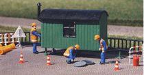 Cabane de chantier 1:87 - Auhagen 99030
