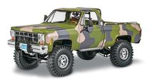 Maquette de voiture de collection : 1978 GMC Big Game Country Pickup - 1/24 - Revell US 17226