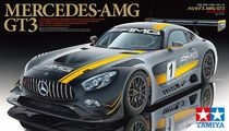 Maquette voiture de sport Mercedes-Benz SLR 722 Edition - 1/24 - Tamiya 24345