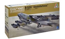 Maquette avion boeing B-52G Stratofortress - 1/72 - Italeri 1378