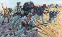 Figurines militaires : Légion Etrangère Fin 19e Siècle - 1/72 - Italeri 06054