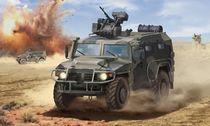 "Maquette militaire : Camion militaire GAT Tiger ""Arbalet"" - 1/35 - Zvezda 03683 3683"