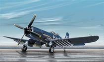 Maquette d'avion militaire : CORSAIR F-4U/4B - Italeri 00062