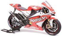 Maquette de moto : Yamaha YZR M1'04 No.7/No.33 - 1/12 - Tamiya 14100
