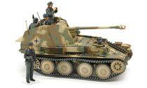 Maquette véhicule militaire : Marder III M Normandie - 1/35 - Tamiya 35364